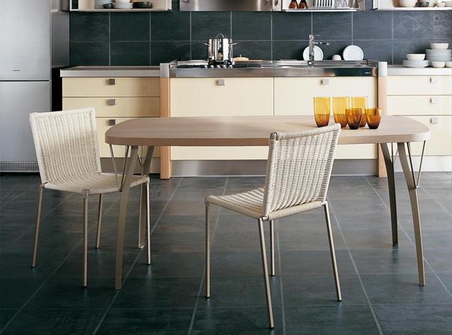 IBC furniture catalog: Cucine Lube - modern diningrooms
