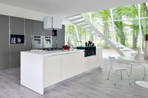 IBC furniture catalog: Cucine Lube - modern kitchens